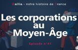 Les corporations au Moyen Âge