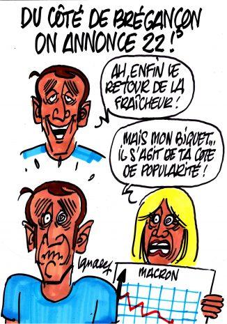 Ignace - 22 du côté de Brégançon !