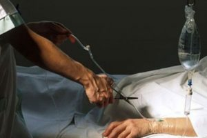 Euthanasiés pour une hanche fracturée