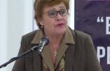 En Moldavie, Marion Sigaut rend hommage à Alain Soral et aux Gilets Jaunes