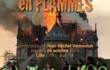 26 octobre 2019 à Lille – Conférence « La France en flammes »