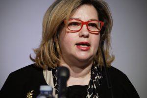 """Irène Dimopoulou : """"Combien de combats perdus en raison des lâchetés et compromissions de la droite libérale ?"""""""