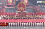 Démonstration de force de l'armée chinoise pour les 70 ans du régime communiste