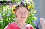 L'Église de Suède déclare Greta Thunberg «successeur du Christ»