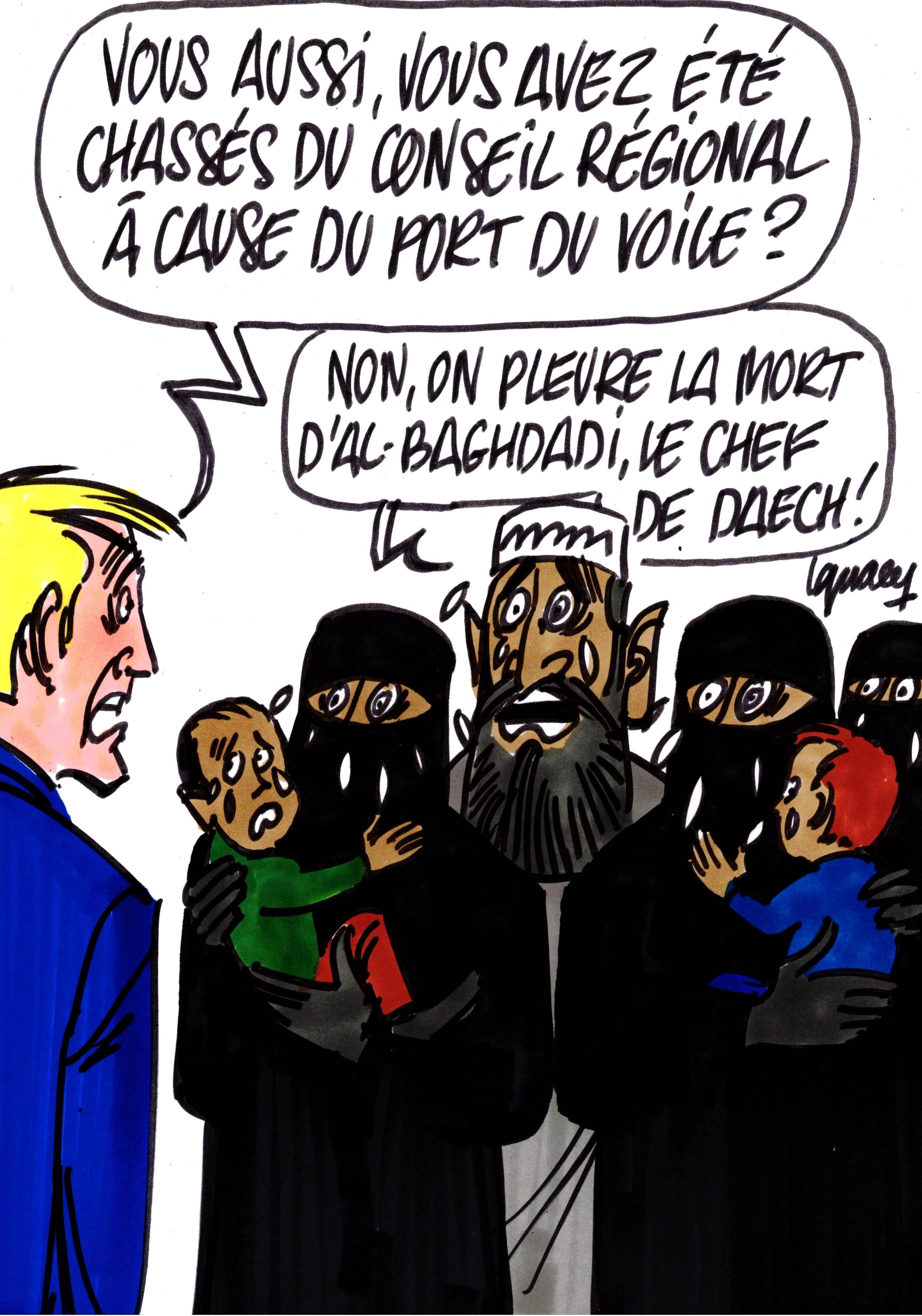 Ignace - Chagrin voilé mais non dissimulé