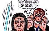"""Ignace - Macron appelle à """"faire bloc"""" contre """"l'hydre islamiste"""""""