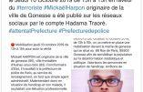 Interdiction d'une manifestation prévue en soutien au terroriste islamiste Mickaël Harpon