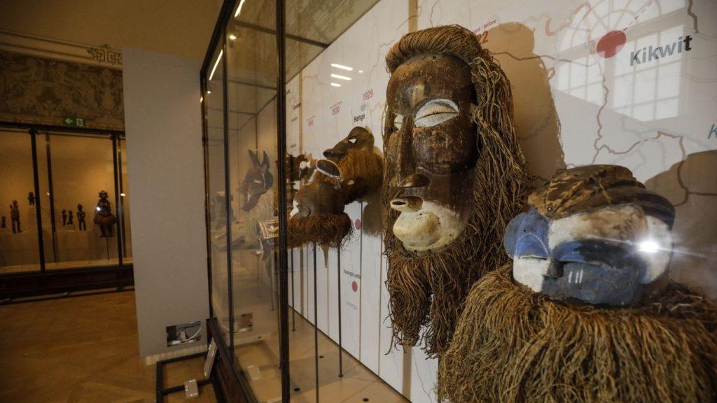 super qualité se connecter où puis je acheter La restitution à l'Afrique de collections d'art africain ...