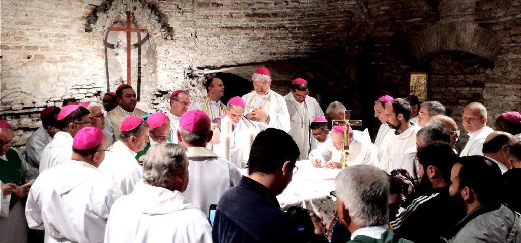News au 23 octobre 2019 Pacte-des-catacombes-1024x479