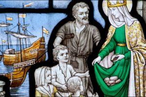 Mardi 19 novembre 2019 – Sainte Elisabeth, Veuve, et Saint Pontien – Pape et Martyr