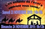 23 & 24 novembre 2019 à Rouen – Marché de Noël à l'Ecole Saint-François de Sales