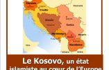 """18 novembre 2019 à Paris – Conférence """"Le Kosovo, un Etat islamiste au cœur de l'Europe"""""""
