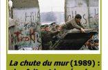 """25 novembre 2019 à Paris – """"La chute du mur de Berlin : les faits et la mémoire"""""""