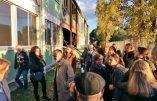 300 enfants de Béziers sans école après un incendie criminel – Le coup de gueule de Robert Ménard