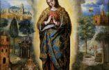 Samedi 14 décembre 2019 – 7ème jour dans l'Octave de l'Immaculée Conception.