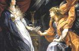 Mercredi 18 décembre 2019 – Mercredi des Quatre-Temps d'Hiver – Fête de l'Expectation de la Bienheureuse Vierge Marie – A Tours : Saint Gatien