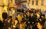Reportage – Procession à Paris en l'honneur de l'Immaculée Conception