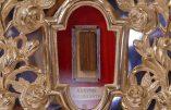 A Bethléem, retour d'une relique du berceau du Christ