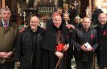 Pour la troisième année consécutive, le cardinal Schonborn prête sa cathédrale pour une profanation lgbtqi+