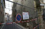 Que fait le maire de Tarascon ? Un effondrement menace les riverains de la rue du Prolétariat