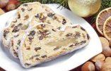 Traditions culinaires de Noël : la recette du Christstollen
