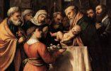 Mercredi 1er janvier 2020 – Octave de la Nativité et la Circoncision de Notre Seigneur Jésus-Christ.