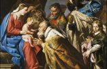Mercredi 8 janvier 2020 – De la férie : messe de l'Epiphanie
