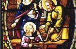 Dimanche 12 janvier 2020 – Fête de la Sainte Famille