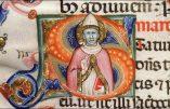 Jeudi 16 janvier 2020 – Saint Marcel – Pape et Martyr