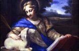 """Mardi 21 janvier 2020 – Sainte Agnès, Vierge et Martyre – """"A Lui je suis fiancée… à Lui seul je garde ma foi."""""""