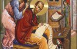 Lundi 27 janvier 2020 – Saint Jean Chrysostome – Évêque, Confesseur et Docteur de l'Église