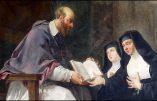 Mercredi 29 janvier 2020 – Saint François de Sales, Évêque, Confesseur et Docteur de l'Église