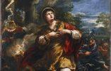 Jeudi 30 janvier 2020 – Sainte Martine, Vierge et Martyre – Sainte Bathilde, Reine de France