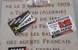 Quand les antifas dégradent une plaque à la mémoire d'un résistant… communiste