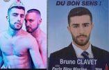 Municipales 2020 à Lens – Le RN parachute Bruno Clavet, ancien mannequin gay