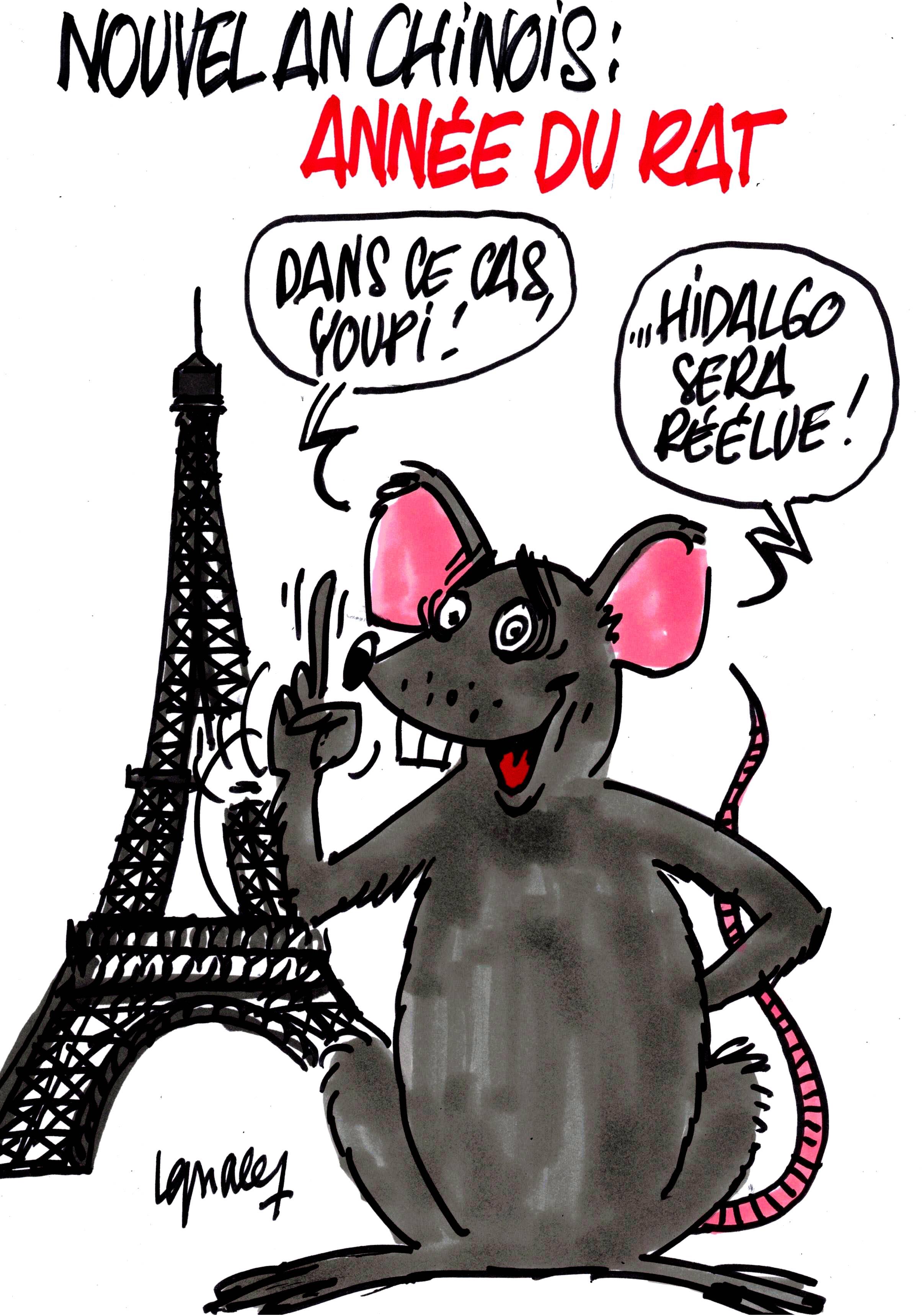 Ignace - Nouvel an chinois : l'année du rat