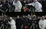Le pape François aurait-il un problème avec les fidèles chinois?