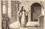Jeudi 13 février 2020 – De la férie – Sainte Catherine de Ricci, Vierge (1522-1590)