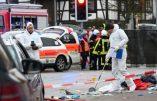 Allemagne, un automobiliste fonce sur la foule lors d'un carnaval