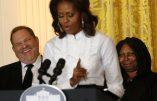 "Quand Michelle Obama remerciait son ""très bon ami"" Harvey Weinstein"