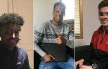 """En Belgique, des jeunes """"réfugiés"""" reçoivent ordinateurs portables et smartphones"""