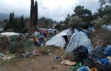 Colère et blocage contre les camps de migrants, le système immigrationniste grec s'effondre
