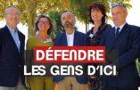 Meeting de Valérie Laupies avec Jacques Bompard – Reportage à Tarascon