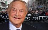 Soros : 220 millions de dollars contre le racisme
