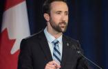 Covid19 – Au Canada, un homme politique ose s'opposer au masque et à la vaccination obligatoires