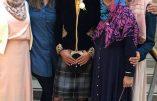 Pour le ministre écossais de la Justice Humza Yousaf il y a trop de blancs en Ecosse