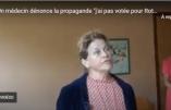 Eve Engerer, un médecin qui refuse d'être aux ordres de Bill Gates et Rothschild