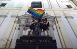 Pologne – Trois militants anarcho-LGBT inculpés pour avoir profané une statue du Christ