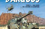 BD – La chevauchée d'Arquus, de l'atome à Scorpion