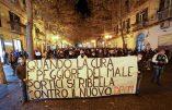 Naples, Ravenne, Turin, … l'Italie se lève contre la tyrannie sanitaire